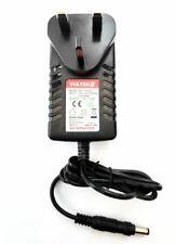 yamaha piaggero np v80 keyboard 12v quality power supply charger cable plug