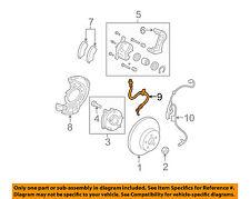 TOYOTA OEM 06-08 RAV4 Front Brake-Flex Hose 9094702F50