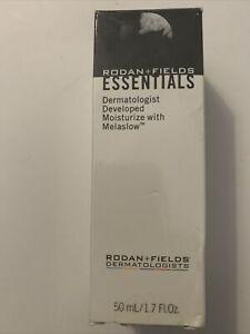 Rodan+Fields Essentials Dermatologist Developed Moisturize with Melaslow 1.7 foz
