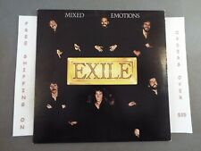 "EXILE MIXED EMOTIONS 1978 LP ""KISS YOU ALL OVER"" BSK 3205"