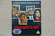 BLU-RAY SEVEN DAYS IN MAY      PREMIUM EXCLUSIVE ED. NEW SEALED UK STOCK