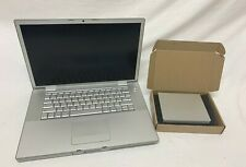 """Apple Macbook Pro A1226 Laptop 15"""" New Battery SELLING FOR PARTS **Read**"""