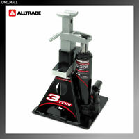 Alltrade Powerbuilt New 640912 Black 3 Ton,All-in-One Bottle Jack