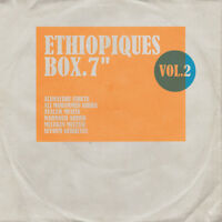 "Various Artists - Ethiopiques Box 7 Vol. 2 / Various [New 7"" Vinyl] Bo"