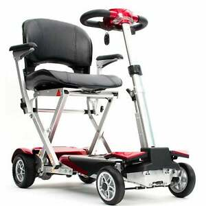 NEW Drive Autofold Elite Mobility Scooter