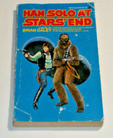 Han Solo at Stars' End by Brian Daley Star Wars