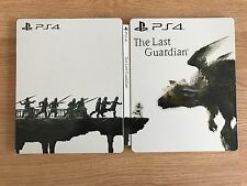 The Last Guardian Steelbook G2 New - NO GAME - PS4 Playstation 4