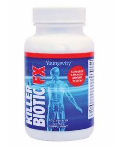 Killer Biotic Fx - 60 capsules