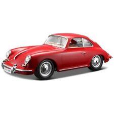 Artículos de automodelismo y aeromodelismo Bburago color principal rojo Porsche