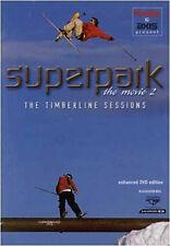 DVD:SKI-ING - SUPERPARK THE MOVIE 2 - THE TIMBERLINE SESSIO - NEW Region 2 UK