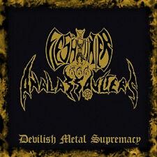 Flesh Hunter - Devilish Metal Supremacy Chile Old School Black / Thrash