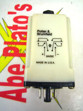 Potter & Brumfield CB-1028D-30 Time Delay Relay 8 Pin