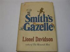 Smith's Gazelle by Lionel Davidson JEWISH-ARAB Novel