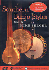 Learn to Play Southern Banjo Style 2 3 Finger VOL 2 DVD