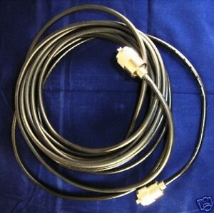 CB Radio Aerial Coax Cable RG58 Fitted PL259 Plugs 16FT 5m Meters