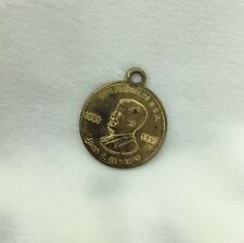 Vintage John F. Kennedy 35th President Kennedy Center Medallion Coin Pendant