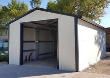 Lagerhalle Garage Leichtbauhalle 5,4m x 9m x 4m