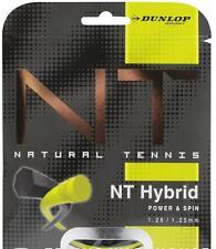 Corde Tennis DUNLOP NT Hybrid 1,26 - 1,25 n.1 matassina Monofilamento