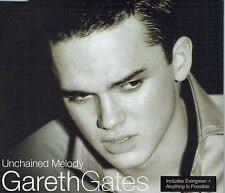 Gareth Gates ‎- Unchained Melody CD Single
