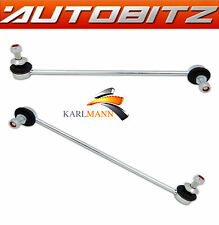 FITS BMW E60 E61 5 SERIES FRONT LEFT & RIGHT ANTI ROLL BAR STABILISER LINK BARS