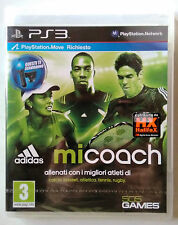 miCOACH adidas PS3 by Capcom - Nuovo Sigillato
