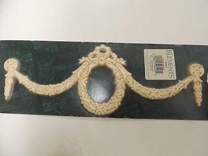5 New White Hardwood Decorative Wood Ornaments/Onlay~Woodworking~13636PKWHW