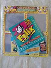 "Vintage 1996 Felix The Cat Animators Story Board ""Sealed"""