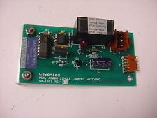 Gasonics Plasma Asher A-3000 Single Channel WatchDog Pcb. 90-1061