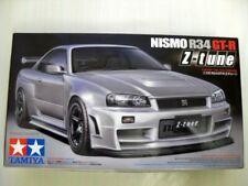 TAMIYA 1/24 CARS NISMO R34 GT-R-Z TUNE car model kit