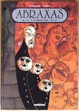 ABRAXAS Tome 2 Le rideau gris EO 2001 État neuf