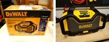 NEW DEWALT DCR025 HEAVY DUTY BLUETOOTH RADIO CORDLESS TOOL BATTERY CHARGER