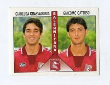 figurina - CALCIATORI PANINI 1995/96 - N. 500 SALERNITANA GRASSADONIA, GATTUSO