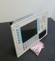 SIEMENS SIMATIC OP37 Operator Panel 6AV3637-1ML00-0FX0 mit Beipack LBW30000 +