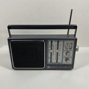 Vintage GE General Electric 4 Band Receiver TV/WB/AM/FM Radio 7-2945A TV Sound
