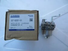 SUBARU  ROBIN CARBURATEUR   REF: 227-62301-00
