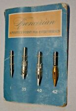 New listing Learn Calligraphy vintage Spencerian Script Lettering Nibs England New