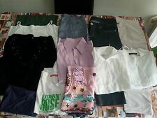 lotto 5 stock 13 pezzi abbigliamento misto donna ragazza tg.M/42