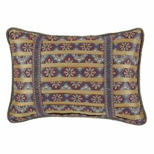 "Croscill Margaux Pillow Boudoir Lumbar Breakfast Decorative 19""x13"""