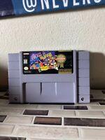Tetris & Dr. Mario (Super Nintendo Entertainment System, 1994)