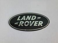 NEW FREELANDER 2 LAND ROVER FRONTGRILL / REAR DOOR LARGE BLACK OVAL BADGE 104MM