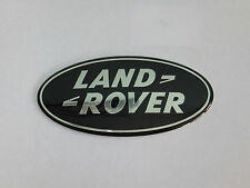 LAND Rover Anteriore / Posteriore LARGE BLACK BADGE Discovery 105mm