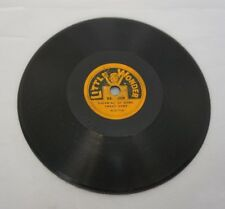 Vintage Little Wonder Record DREAMING OF HOME SWEET HOME No. 1030