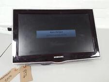 """SAMSUNG LE19D450G1W 48.3 cm (19"""") Nero TV NO remote o stand"""