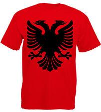 Albania T-Shirt Albania Shqipëria Hoody Jumper Albania kosovo Balkan Tirana xx