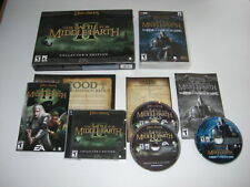 LOTR - The Battle For Middle Earth II Collectors + Rise Of The Witch-King PC US