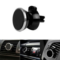 Universal Magnetic Car Air Vent Holder Stand Mount For Mobile Cell Phone GPS LJ