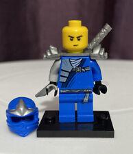 Lego Ninjago Minifigure Jay ZX in Armor njo047 + Sword VGC