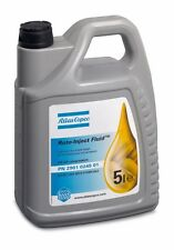 Atlas Copco Screw Compressor Oil - ISO 68 Mineral Fluid 5L - Suitable all brands