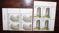 "SPAIN 1987 ""EUROPA"" MNH** SET BLOCK OF 4 (CAT.4)"