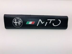 Belt covers for Alfa Romeo Mito Pair  Made in Italy